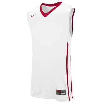 耐克耐克團隊團隊潛在超精英精英澤西澤西男裝男裝白色白色的白色猩紅色背心 [02P03Dec16]