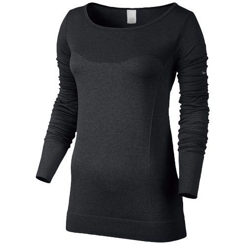 NIKE ナイキ DRI-FIT ドライフィット KNIT ニット EPIC エピック L/S 長袖・ロングスリーブ T-SHIRT Tシャツ - WOMEN'S レディース