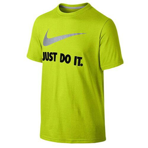 NIKE ナイキ JDI SWOOSH スウッシュ・スウォッシュ S/S 半袖 Tシャツ T-SHIRT Tシャツ - BOYS' GRADE SCHOOL