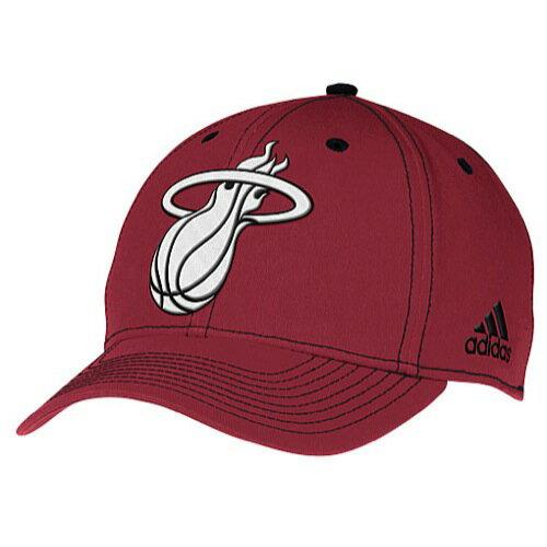 ADIDAS ADIDAS アディダス NBA STRUCTURED FLEX CAP キャップ 帽子 - MEN'S メンズ