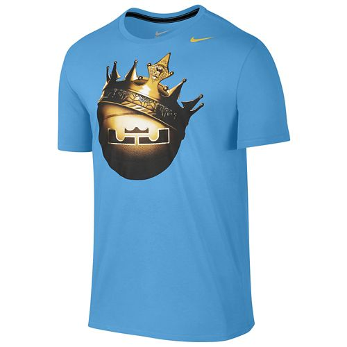 NIKE ナイキ LEBRON レブロン CROWN BALL T-SHIRT Tシャツ - MEN'S メンズ