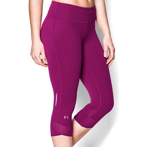 UNDER ARMOUR HEATGEAR FLY-BY COMPRESSION コンプレッション CAPRIS - WOMEN'S レディース