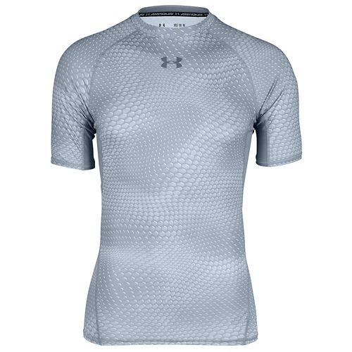 UNDER ARMOUR HEATGEAR ARMOUR COMP S/S 半袖 Tシャツ T-SHIRT Tシャツ - MEN'S メンズ