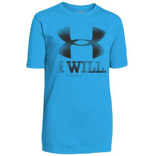 UNDER ARMOUR CONTENDER S/S 半袖 Tシャツ T-SHIRT Tシャツ - BOYS' GRADE SCHOOL