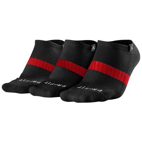 JORDAN ジョーダン DRI-FIT ドライフィット NO SHOW 3 PACK SOCKS ソックス・靴下