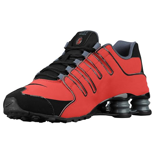 Nike Shox Nz Mens Orange