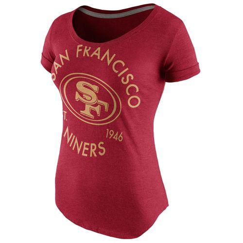 NIKE ナイキ NFL  TRI-BLEND SCOOPNECK T-SHIRT Tシャツ - WOMEN'S レディース