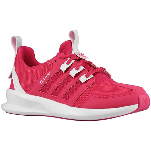ADIDAS ADIDAS アディダス ORIGINALS オリジナルス SL LOOP RUNNER - GIRLS' GRADE SCHOOL