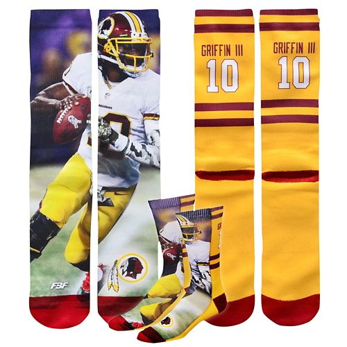 FOR BARE FEET NFL  SUBLIMATED PLAYER SOCKS ソックス・靴下