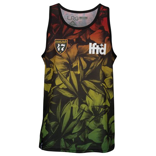 LRG RIDDIM NATION TANK タンクトップ TOP - MEN'S メンズ
