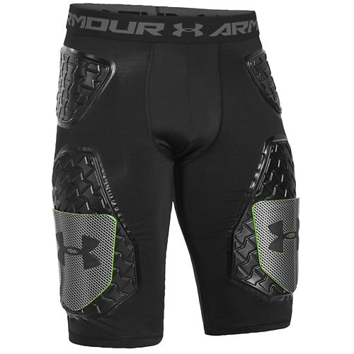 UNDER ARMOUR GAMEDAY ARMOUR D3O 5-PAD FOOTBALL フットボール GIRDLE - MEN'S メンズ