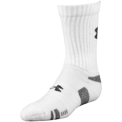 UNDER ARMOUR HEATGEAR 3 PACK CREW SOCKS ソックス・靴下
