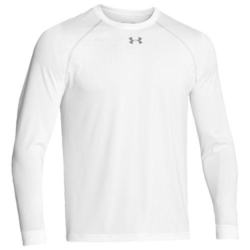 UNDER ARMOUR TEAM チーム LOCKER LONGSLEEVE ロングスリーブ・長袖 T-SHIRT Tシャツ - MEN'S メンズ