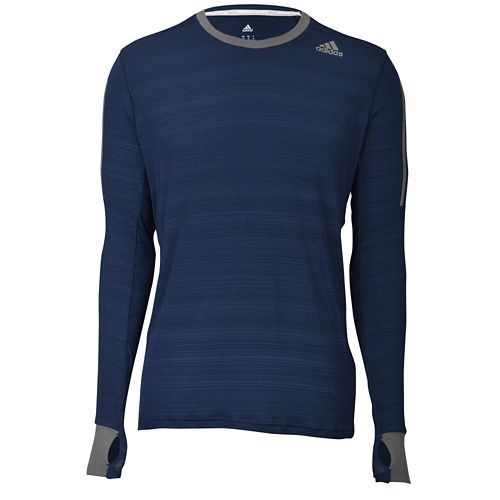 ADIDAS ADIDAS アディダス SUPERNOVA スーパーノバ・ノヴァ LONG SLEEVE スリーブ T-SHIRT Tシャツ - MEN'S メンズ