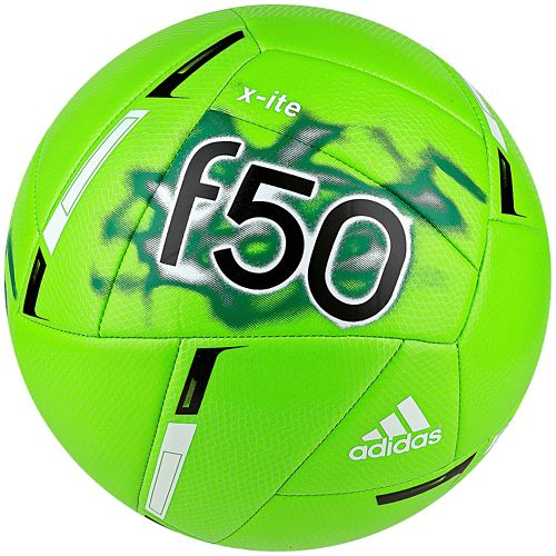 ADIDAS ADIDAS アディダス F50 X-ITE SOCCER サッカー BALL