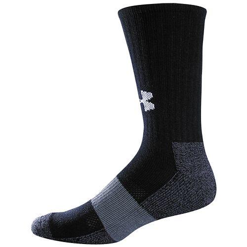 UNDER ARMOUR PERFORMANCE パフォーマンス CREW SOCKS ソックス・靴下 - YOUTH