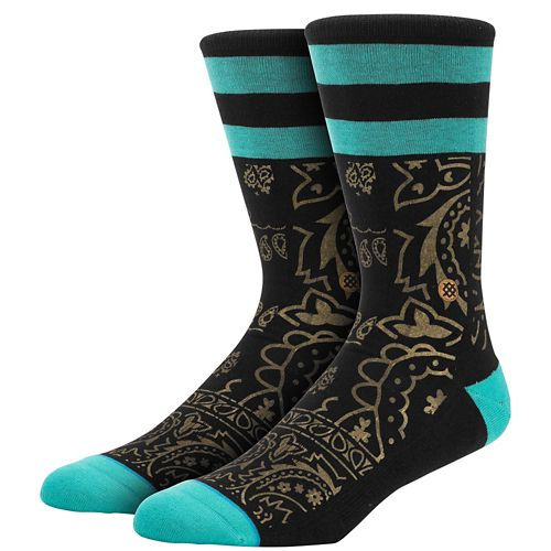 STANCE スタンス PAISLEY CREW SOCKS ソックス・靴下 - MEN'S メンズ