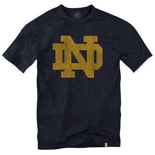 47 BRAND COLLEGE カレッジ SCRUM T-SHIRT Tシャツ - MEN'S メンズ
