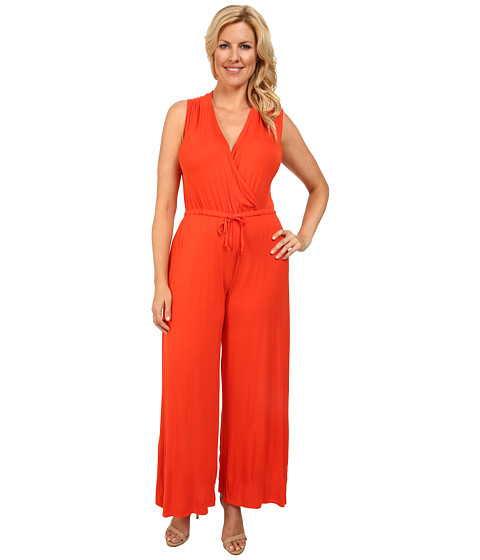 Culture Phit Plus Size Danielle Wrap Romper