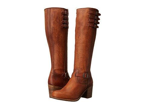 靴 レディース ブーツ FRYE KELLY BELTED TALL Frye レディース・女性用 シューズ ブーツ 靴 レディース ブーツ FRYE KELLY BELTED TALL佳作