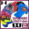 【12月1〜5日限定在庫品半額セール】【あす楽対象商品】★大人気スーパーヒーロー Tシャツ シリーズ★UNDER ARMOUR アンダーアーマー SUPER HERO LOGO ロゴ COMPRESSION コンプレッション TOP メンズ (44399401)アンダーアーマー Tシャツ UA tシャツ【02P03Dec16】