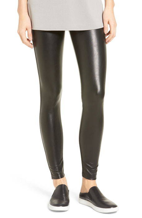 レザー レギンス パンツ barlow faux leather leggings レディース靴下 レッグウエア 下着 ナイトウエア スパッツ インナー