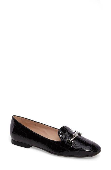 double t loafer ダブル ルンペン バレエシューズ レディース靴 靴 TOD'S ウィメンズ・女性用 カジュアル/ファッション シューズ double t loafer ダブル ルンペン バレエシューズ レディース靴 靴いたい(いたい)