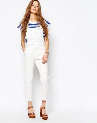 パンツ ダンガリー デニム m.i.h. jeans cylla denim dungarees サロペット レディースファッション オールインワン