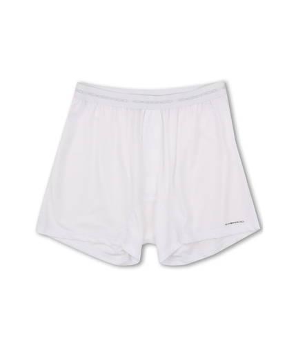 ボクサー 白 ホワイト GIVENGO メンズ 男性用 ボクサーパンツ インナー 【 EXOFFICIO BOXER WHITE 】