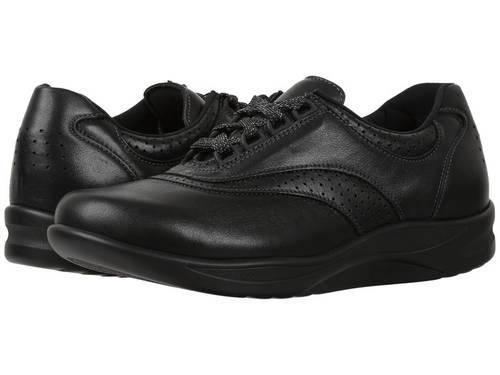ウォーク イージー 黒 ブラック メンズ 男性用 靴 【 BLACK SAS WALK EASY 】
