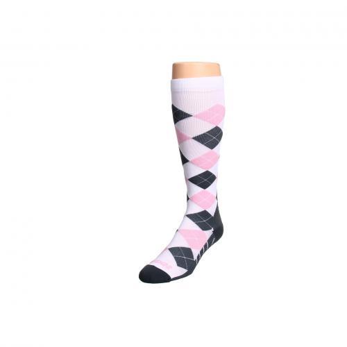 ゼンサー アーガイル コンプレッション ソックス Zensah Argyle Compression Socks