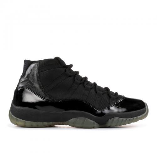 【スーパーセール対象商品】【サイズ交換可能商品】エアー ジョーダン ブラックアウト メンズ 男性用 靴 メンズ靴 スニーカー 【 AIR JORDAN 11 SAMPLE BLACKOUT BLACK 】