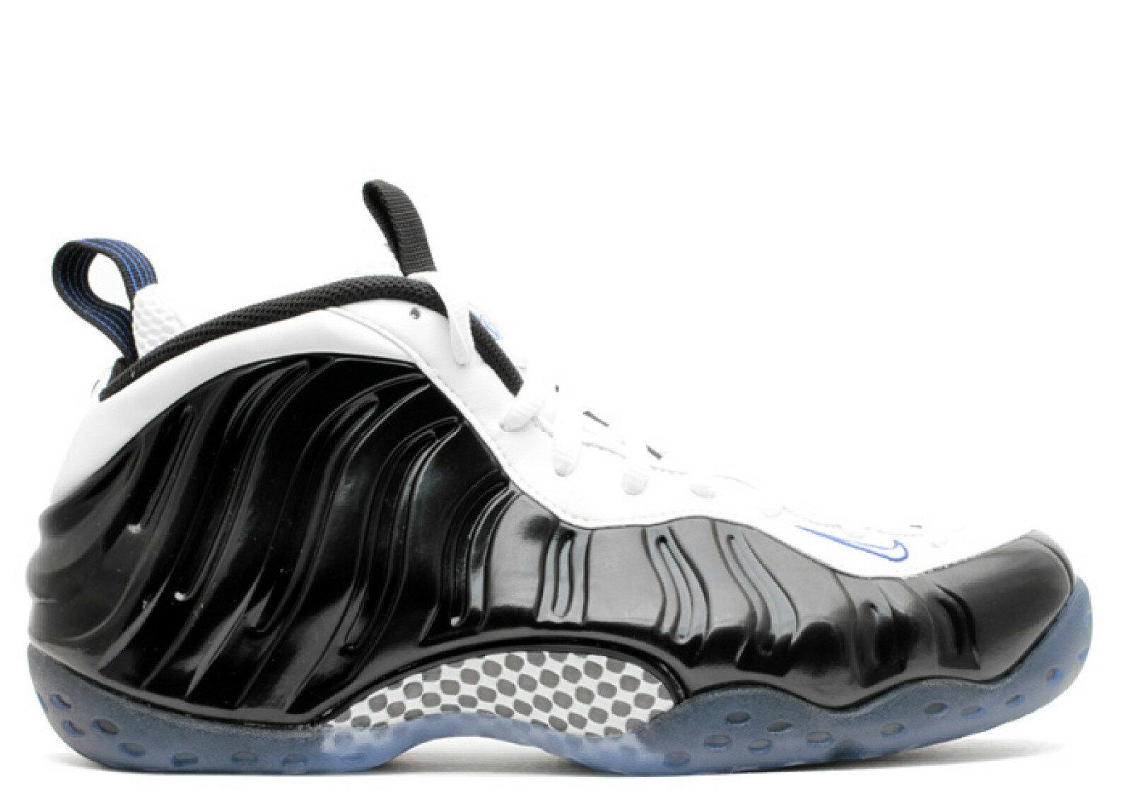 ナイキ エアー フォームポジット コンコルド コンコード ロイヤル メンズ 男性用 靴 メンズ靴 スニーカー 【 NIKE AIR FOAMPOSITE ONE CONCORD BLACK WHITEGAME ROYAL 】