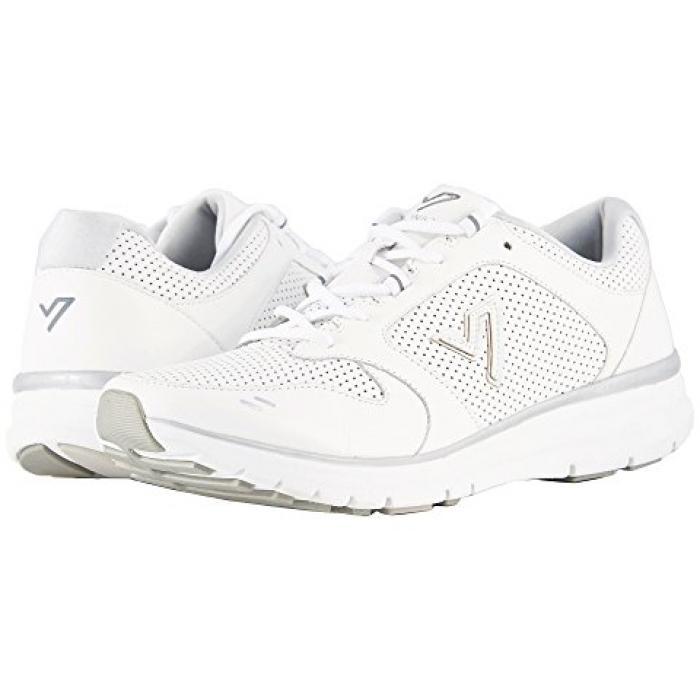 リバイブ 白 ホワイト メンズ 男性用 靴 【 VIONIC REVIVE WHITE 】