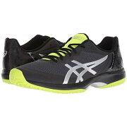 アシックス スピード 黄色 イエロー メンズ 男性用 靴 【 ASICS SPEED YELLOW GELCOURT BLACK FLASH 】