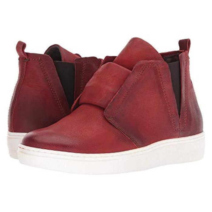 赤 レッド メンズ 男性用 靴 【 MIZ MOOZ LAURENT RED 】
