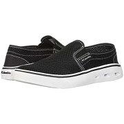 コロンビア ベント モック メンズ 男性用 靴 【 COLUMBIA SPINNER VENT MOC BLACK WHITE 】