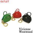 VIVIENNE WESTWOOD ビビアン ヴィヴィアンウエストウッド 財布 バッグ型 ホルダー 全3色 キーホルダー