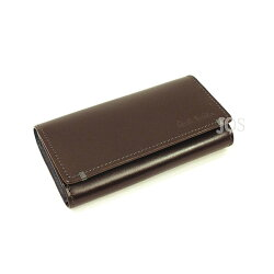 ポールスミス財布メンズPaulSmithコードバンキーケースPSU991全2色送料無料代引き料有料消費税込