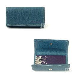 ポールスミス財布メンズPaulSmithピッグスキン4連キーケース全2色PSY614送料無料代引き料有料消費税込