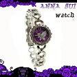 アナスイ 時計 腕時計 アクセサリー ANNASUI スワロフスキー 白蝶貝 FCVK991 箱付き 時計 ポイント 20倍