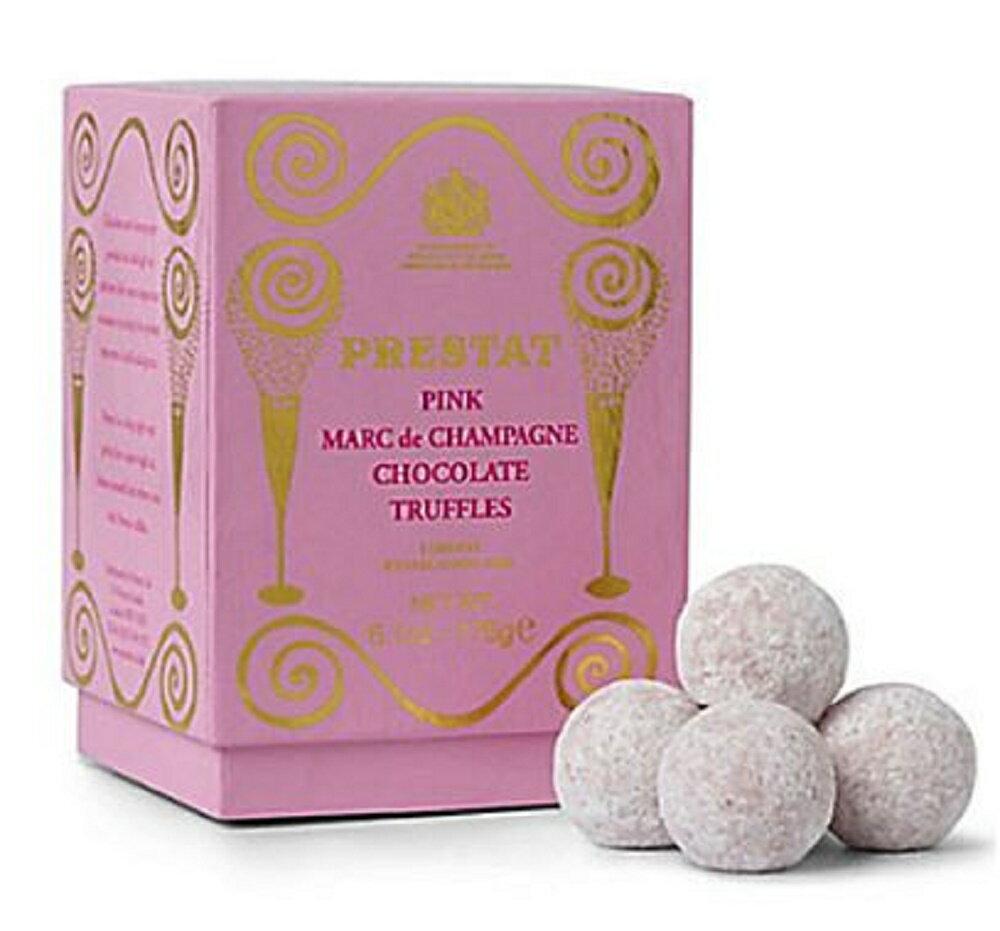 PRESTATプレスタトリュフチョコレートチョコレートバレンタインホワイトデーピンクシャンパントリュ