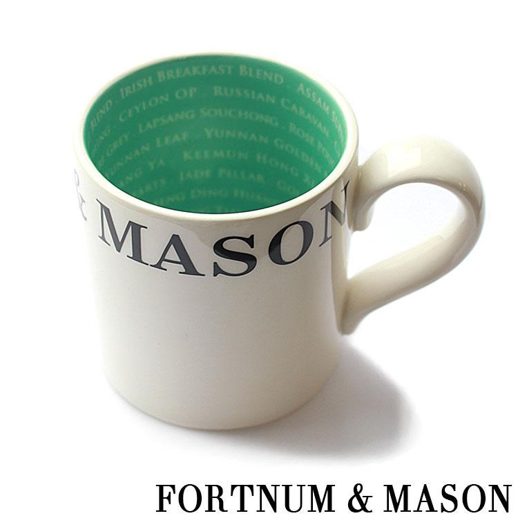 フォートナム&メイソン FORTNUM & MASON マグカップ
