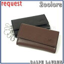 ラルフローレン ポロ Ralph Lauren ラルフローレン 5連キーケース 全2色 405120066 送料無料 代引き料有料 消費税込