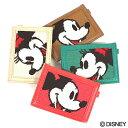 ディズニー/スクエアパスケース DisneySquare Pass Case 全4色 ディズニーコレクション アコモデ 送料無料 代引き有料 消費税込