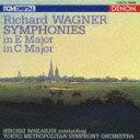 Composer: Wa Line - ワーグナー:交響曲/若林弘,東京都交響楽団[CD]【返品種別A】