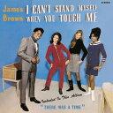 藝人名: J - [枚数限定][限定盤]アイ・キャント・スタンド・マイセルフ/ジェームス・ブラウン[CD]【返品種別A】