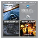 摇滚乐 - THE TRIPLE ALBUM COLLECTION VOL.2【輸入盤】▼/NICKELBACK[CD]【返品種別A】