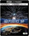 【送料無料】インデペンデンス・デイ:リサージェンス<4K ULTRA HD+3D+2Dブルーレイ/3枚組>/ジェフ・ゴールドブラム[DVD]【返品種別A】