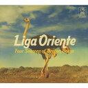 Artist Name: Ra Line - Four Seasons of Broken Bossa/Liga Oriente[CD]【返品種別A】